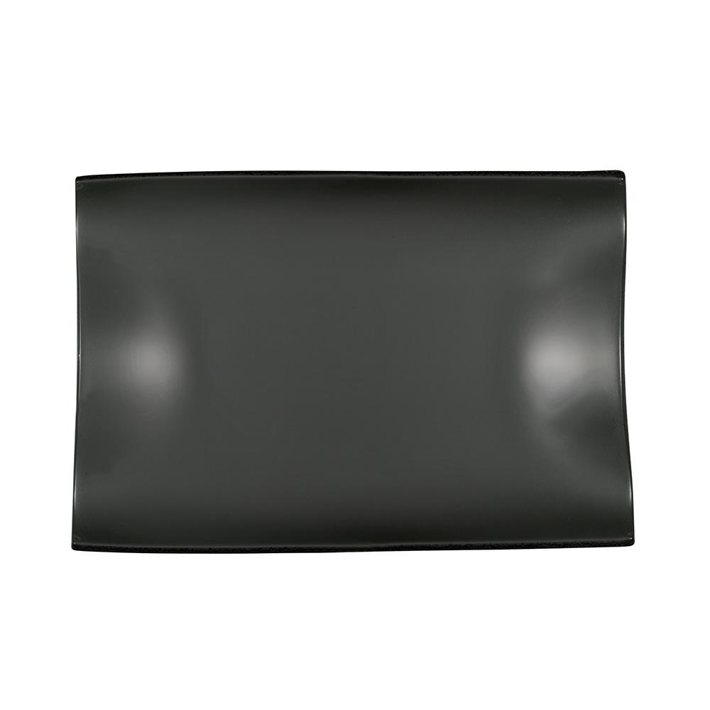 세라블랙글라스 구오메이사각접시319*218mm