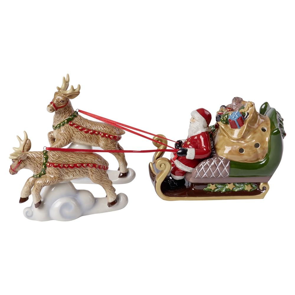 크리스마스 토이 북극열차 47x10x16cm