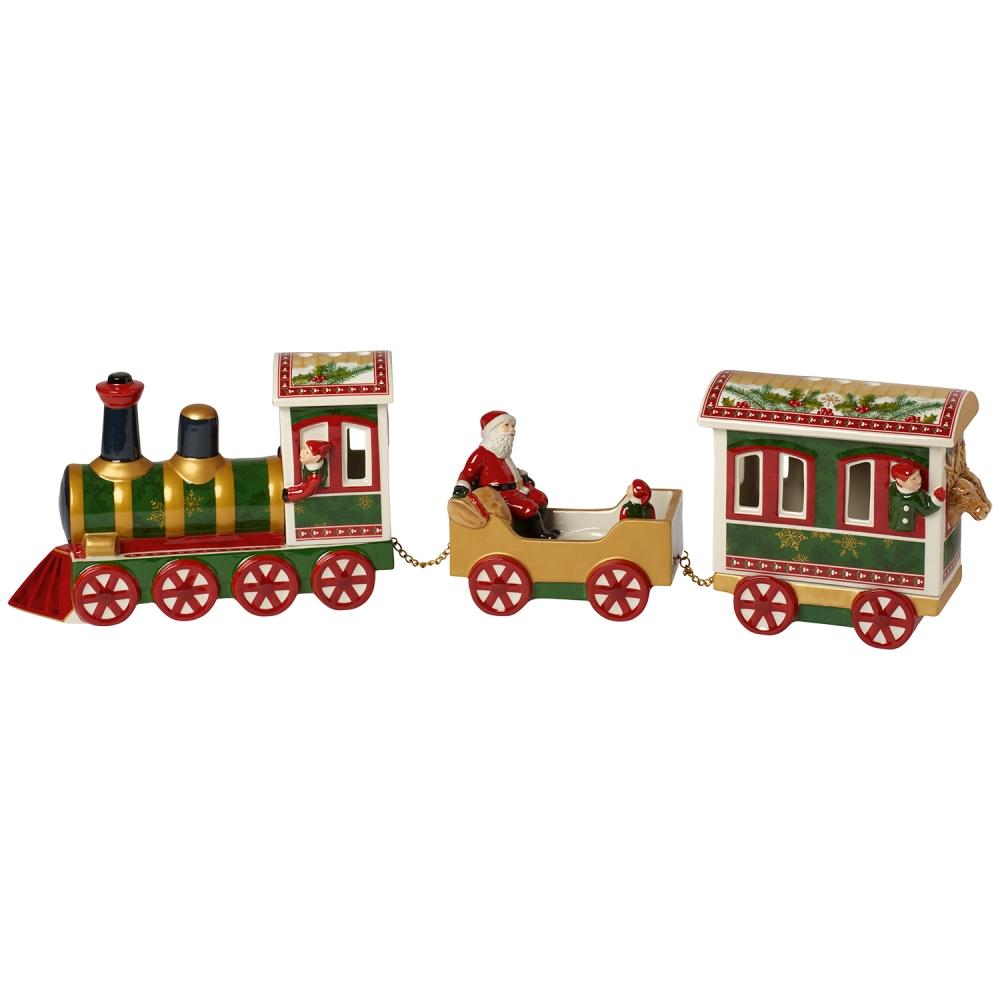 크리스마스 토이메모리 북극열차 55x8x15cm