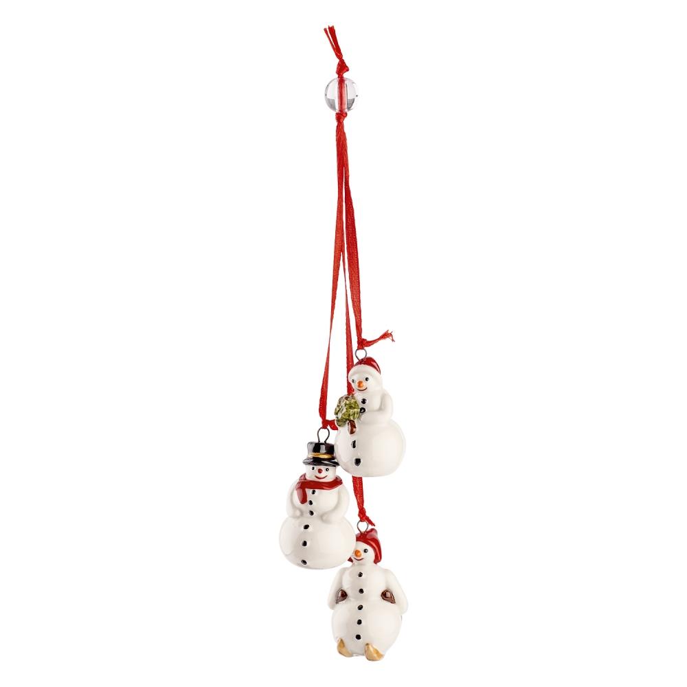 크리스마스 마이크리스마스 트리장식 21cm 눈사람
