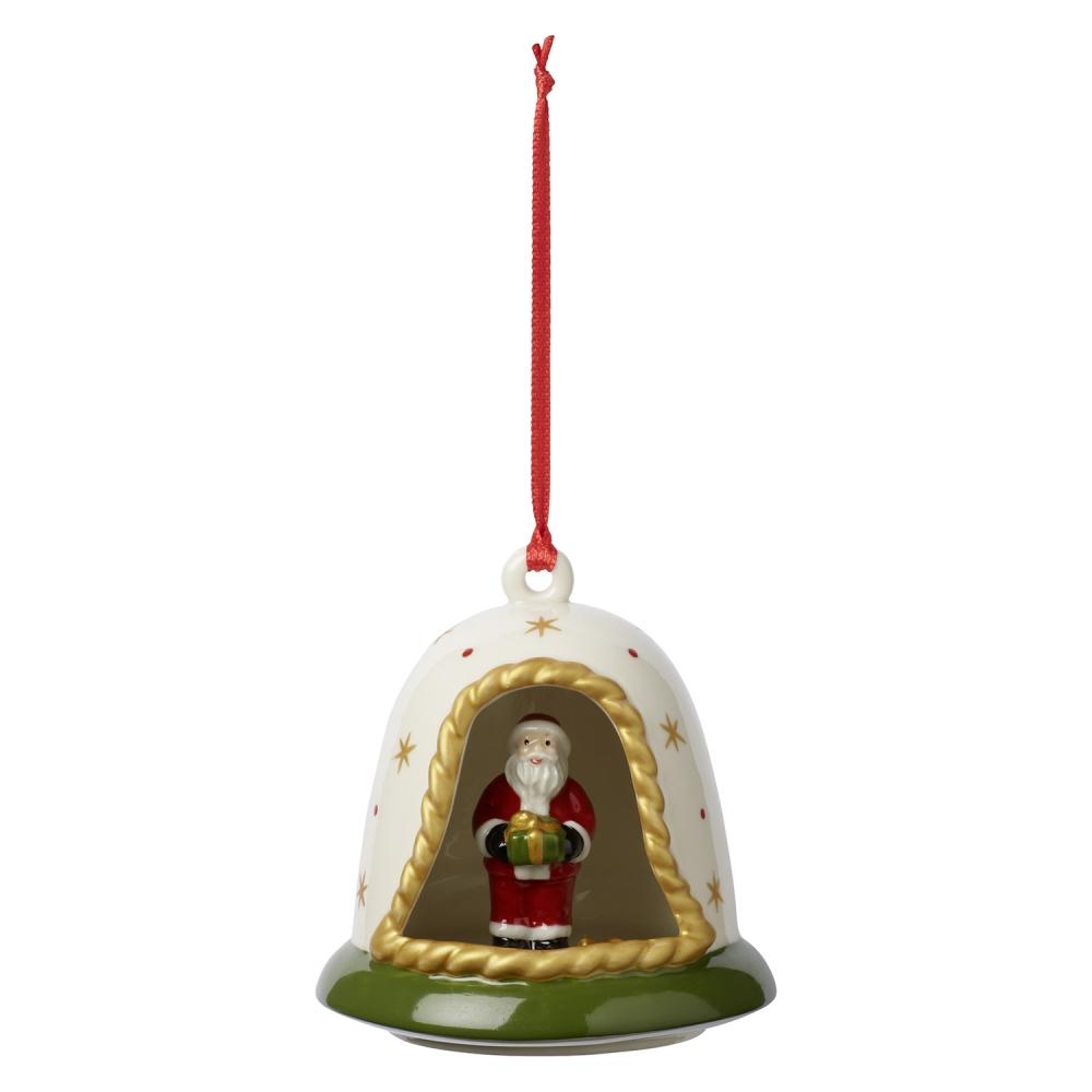 크리스마스 마이크리스마스 벨 8cm 산타